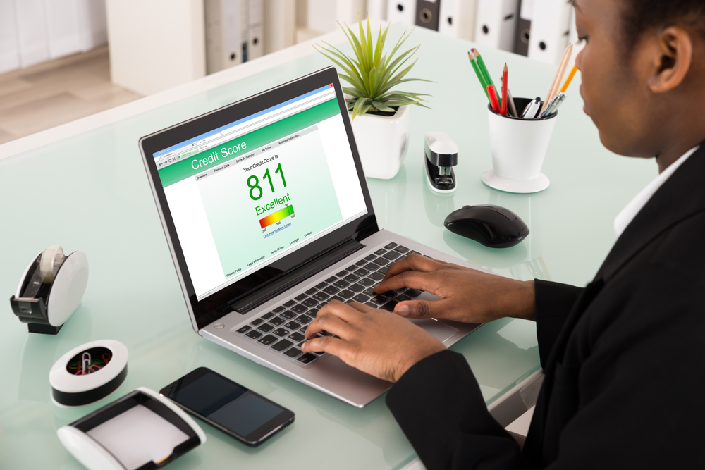 Learn about the import of a credit score and how to access your credit report in Nigeria