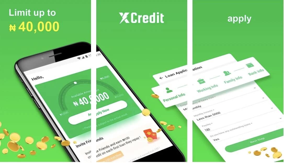 Xcredit loan app