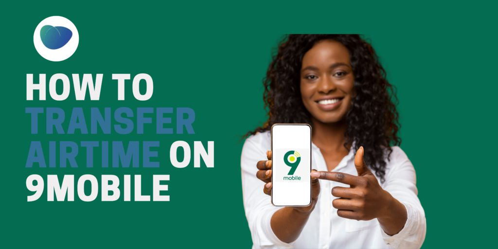 how to transfer airtime on 9mobile