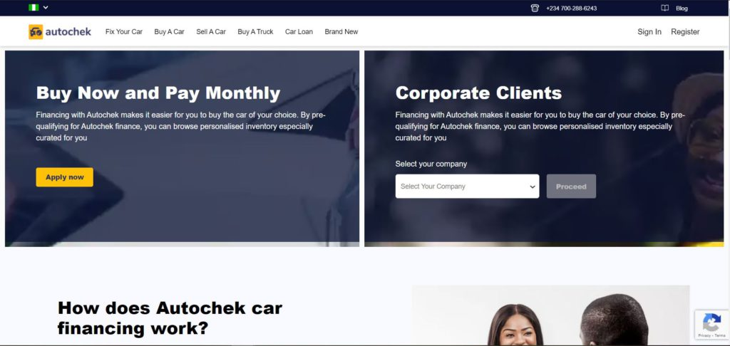 Autocheck car loans