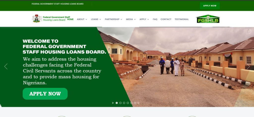 Federal Government Housing Loan Board of Nigeria