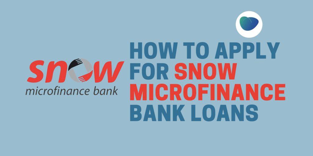 snow microfinance bank