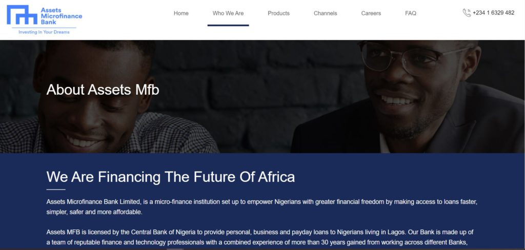 Asset Microfinance Bank