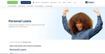 How to get a loan from Fidelity Bank in 4 Easy Steps